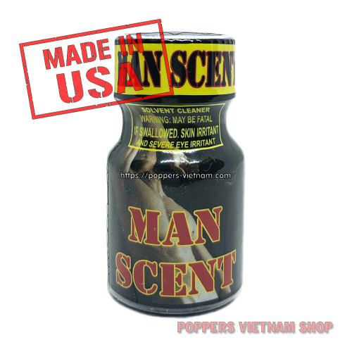 Man Scent Poppers 10ml