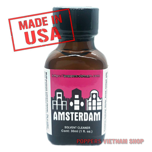 Amsterdam Poppers 30ml