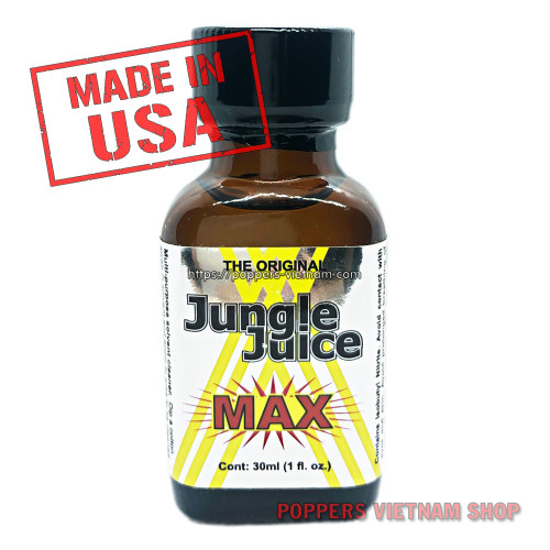 Jungle Juice Max Poppers 30ml