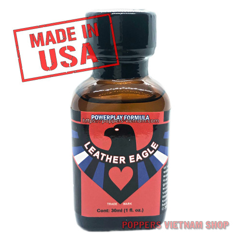 Leather Eagle Poppers 30ml